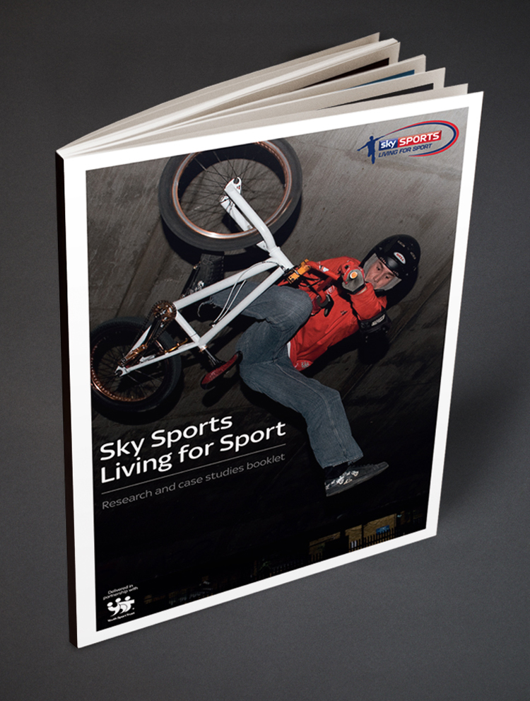 Sky living for Sports 2011
