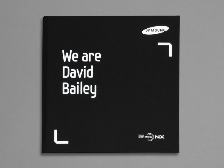 We are David Bailey